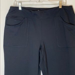 Lands' End Sport Knit Pants